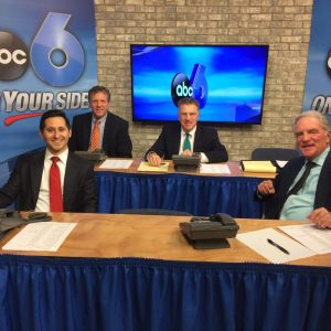 "Attorney Greg Port Answered Your Legal Questions Live on ABC 6's ""Ask the Attorney"" Segment"