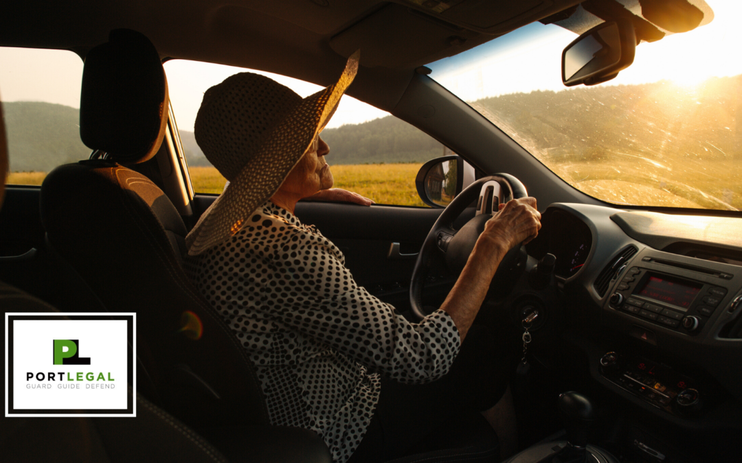 Common Medical Conditions That Can Cause Unsafe Senior Driving
